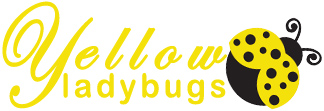 yellow lady bugs